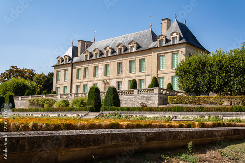 Photo Auvers sur oise's palace - France