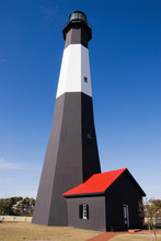 Famous Landmark Tybee Island Georgia Lighthouse