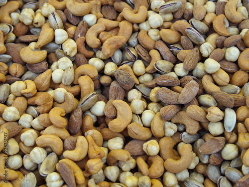 Mixed Cookie - Buy this stock photo and explore similar images at
