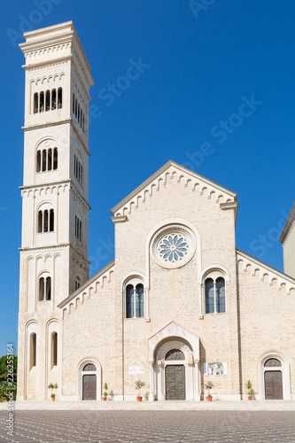 Church of Sant Agostino in Bisceglie, Puglia Canvas Print
