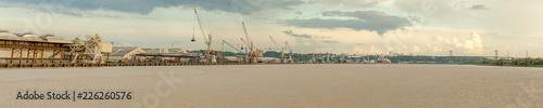 Foto op Aluminium Poort Port de Bordeaux