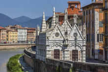 Santa Maria Della Spina - Pisa - Italy