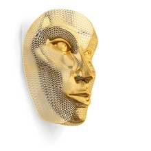 Gold Mask, Illustration