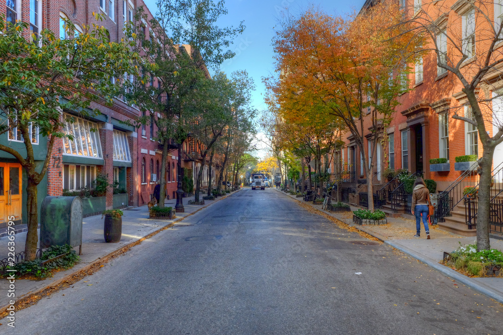Fototapety, obrazy: Autumn in New York