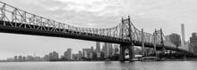 Pont De Queensboro, New York C...