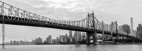 Photo  Pont de Queensboro, New York City