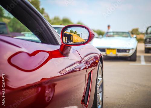 Carta da parati Classic sport car