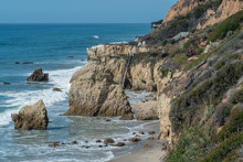 El Matador State Beach, Malibu, Southern California