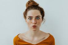 Woman Portrait. Style. Beautif...