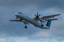 Turboprop Passenger Jet