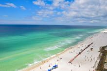 Aerial View Of Destin, Florida, USA