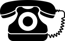 Telephone Icon, Phone