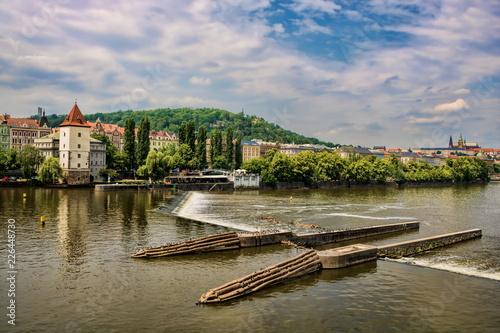 Staande foto Praag Prag, Kleinseite