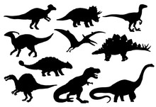 Dinosaurs And T-rex Monster Re...
