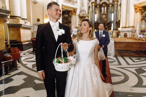 Fotografie, Obraz  Engagement ceremony