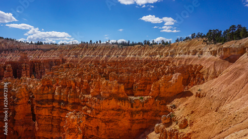 Foto op Canvas Rood paars Bryce Canyon National Park, Utah