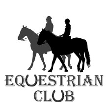 Equestrian Club Advertising