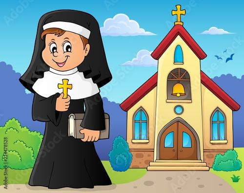 Happy nun topic image 2