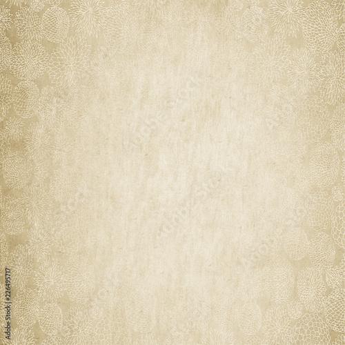 Fototapeta brown background texture for image or text obraz na płótnie