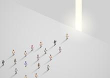 Business Concept Illustration ...
