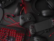 Gamer Workspace Concept, Top V...