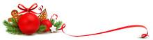 Weihnachtsschmuck Grußkarte R...