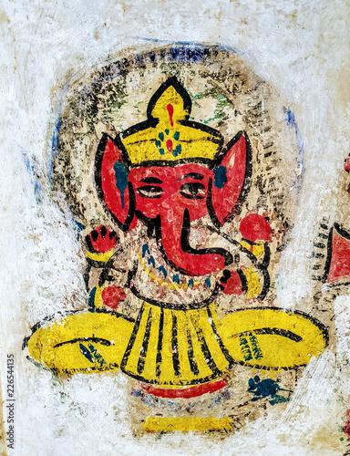 Ganesha der Elefantengott