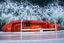 Red Lifeboat