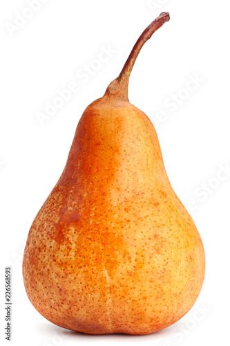 Brown pear fruit