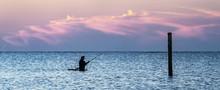 Wade Fishing #3