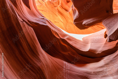 View of Antelope Canyon and Sky