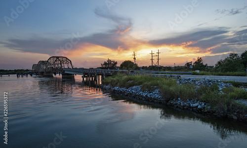 Photo Chef Menteur Bridge Highway 90 Orleans Parish