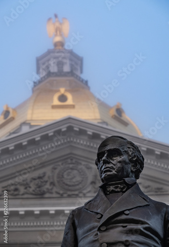 Daniel Webster's Gaze Fotomurales
