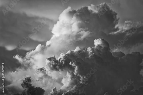 Obraz dramatic cloudscape  - fototapety do salonu