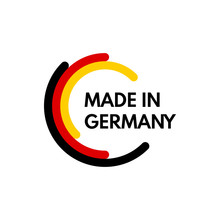 Made In Germany, Rounded Recta...