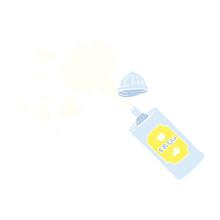 Flat Color Illustration Of A C...