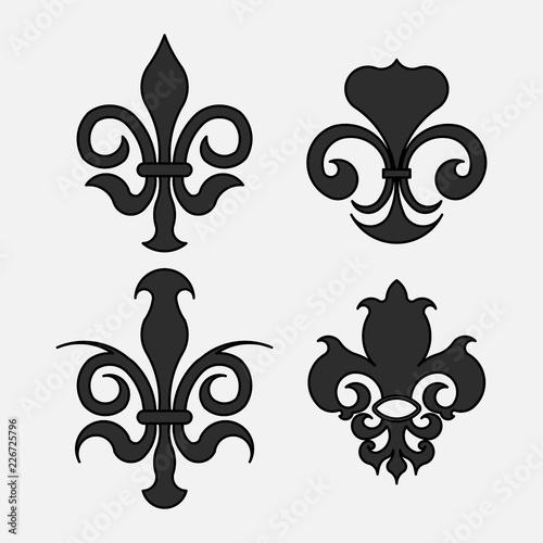 Fleur De Lis The Heraldic Symbol Of Royal Lily Symbols For