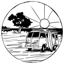 Roadtrip Icon III