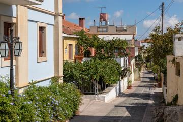 Fototapeta Mountain town of Archanes on the island of Crete