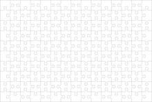 Jigsaw Puzzle Blank Template O...