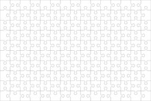 Jigsaw Puzzle Blank Template O...