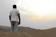 desert dunes landscape