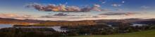 Beautiful Panorama Of Lake Sol...