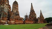 Ayutthaya L'ancienne Capital