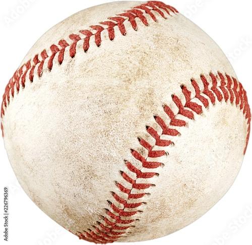 Obraz Used baseball - fototapety do salonu