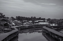 Waterside Village Ban Nam Chiao In Trat Province, Thailand