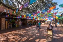 Historic Market Square Mexican...