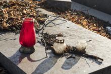 Cmentarz - Stary I Zaniedbany ...