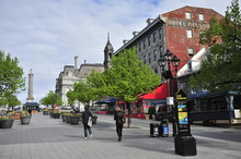 Place Jacques Cartier In Old M...
