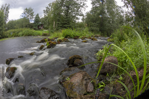 Photographie  Long exposure fishing rivers
